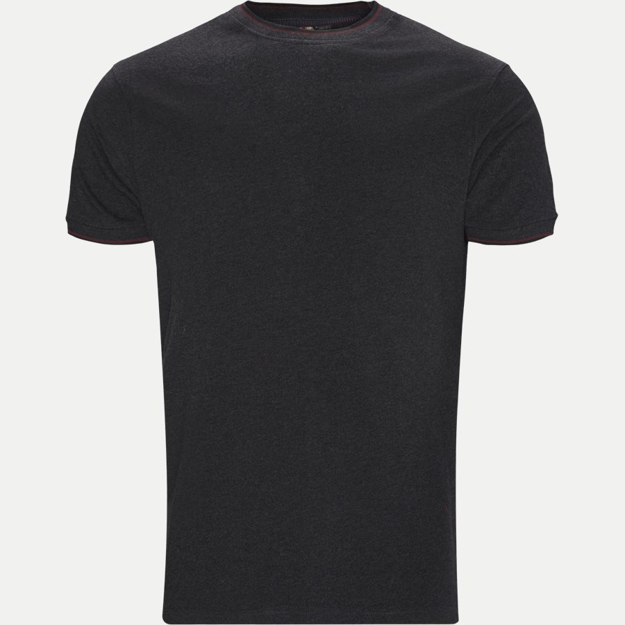 CROIX - Croix Crewneck T-shirt - T-shirts - Regular - ANTRA MEL - 1